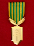 The Central Council of the Maronite Societies Gold Medal