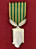 The Central Council of the Maronite Societies Silver Medal
