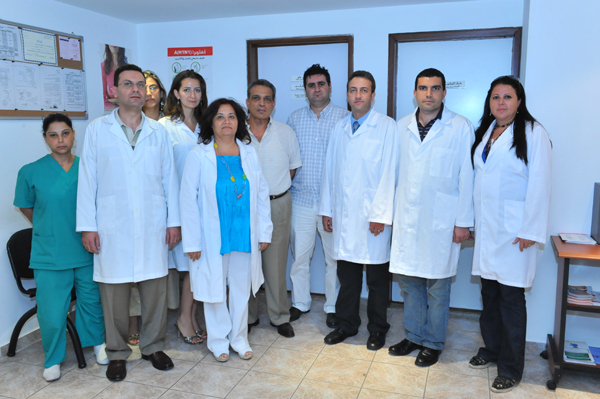 Administrative body with some doctors.