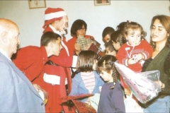 2 - Celebrating Christmas with children (from our archives).