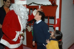 7 - Children's Christmas at St. John the Baptist Society.