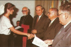 Diplomas Distribution (from our archives)