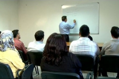Adult education - Computer Course.