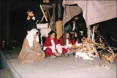 3 - Celebrating the joy of Christmas with children at our Lady of Deliverance (from our archives).